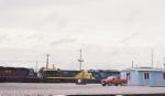 CSX 8097, Radnor Yard