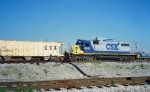 CSX 2450, Radnor Yard