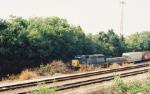 CSX 2426, Radnor Yard