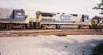 CSX 5943, Radnor Yard