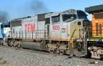 TFM 1605 on SB freight