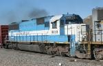 EMDX 9059 on SB freight