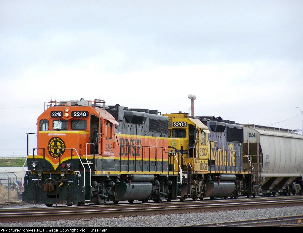 BNSF 2248
