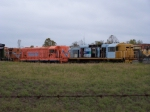 Australian locomotives