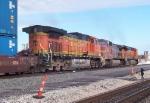 BNSF 4461