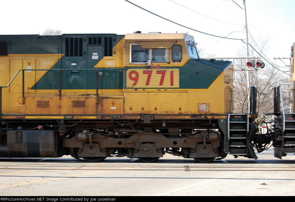 UP 9771