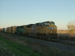 UP 8351 Leads a CEFX Leaser WB