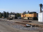 BNSF 9846 and BN 9538