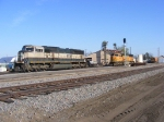 BN 9538 and BNSF 9846