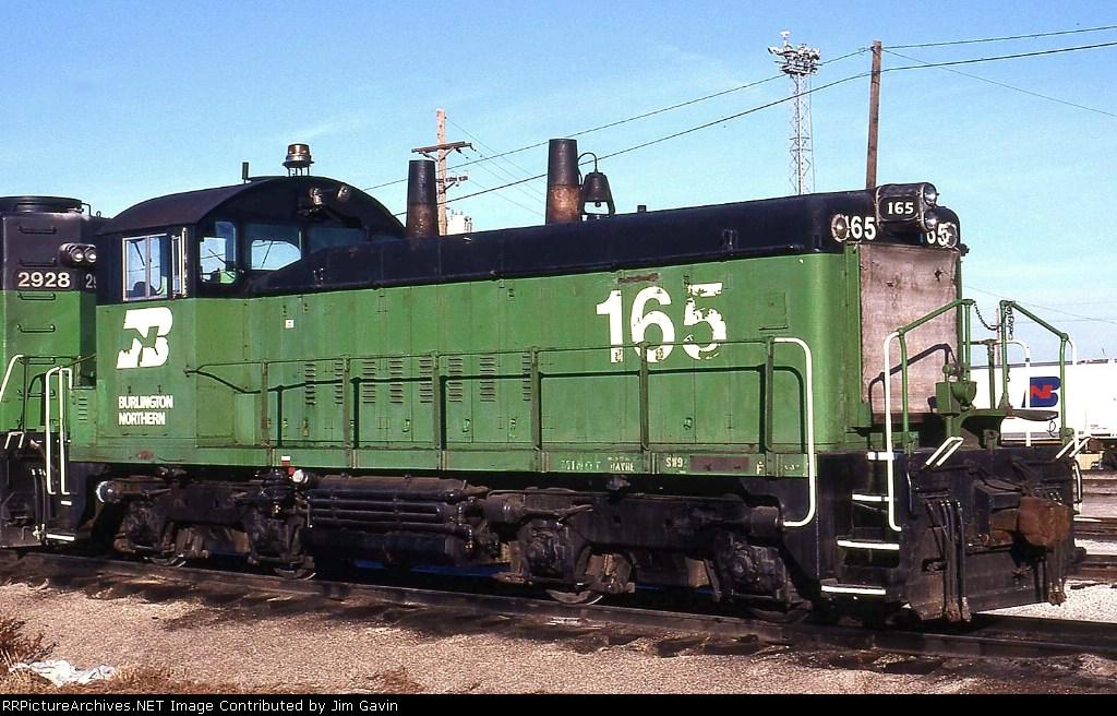 BN SW1200 165