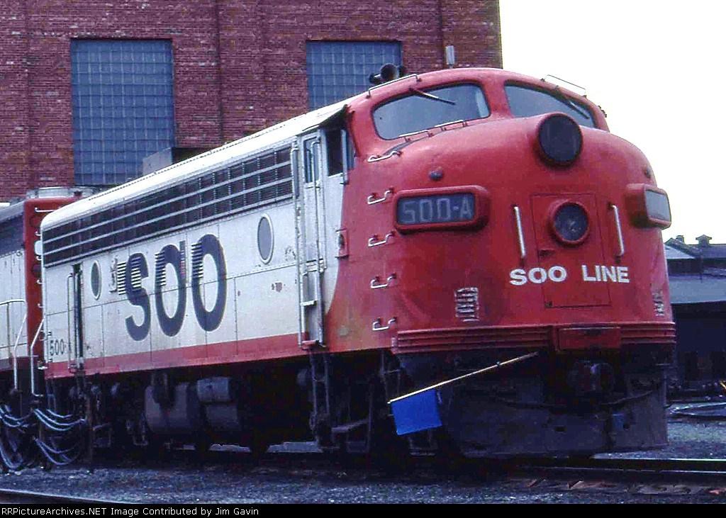 SOO 500