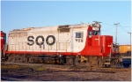 SOO GP30 708