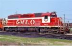 GM&O SD40 903