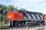 CN GP40-2LW 9493