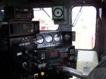 Control stand of GTW 4916