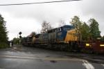 Trailing Engine on X176