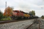 CP sulpher train