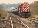Ethonal train in sdg at Adeline ILL