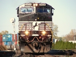 EB NS pwr on BN Stack train