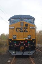 CSX 711