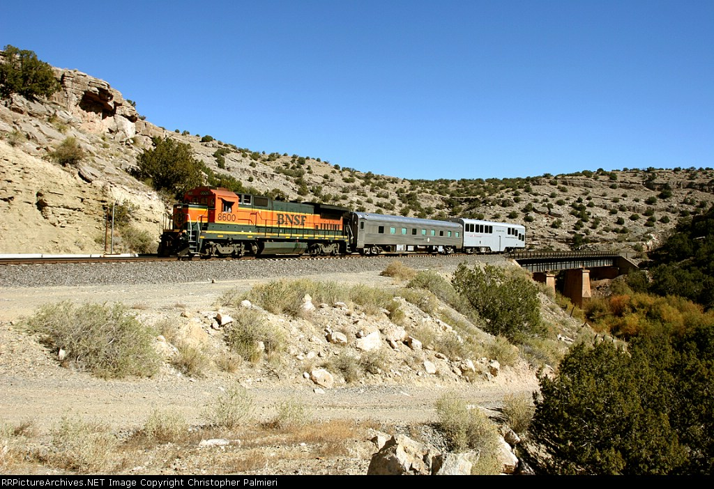 BNSF 8600, 81, and 80