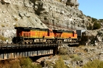 BNSF 4815 and BNSF 7741