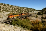 BNSF 4334 and BNSF 1094