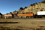 BNSF 4407 and BNSF 4986