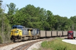 Truck vs train
