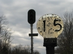 MP 15 and Southbound's Signal on the CNO&TP