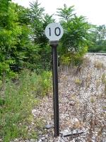 Norfolk Southern Milepost 10