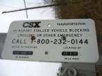 CSX Milepost 9.9