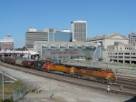 BNSF 989