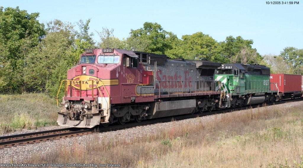 BNSF 920