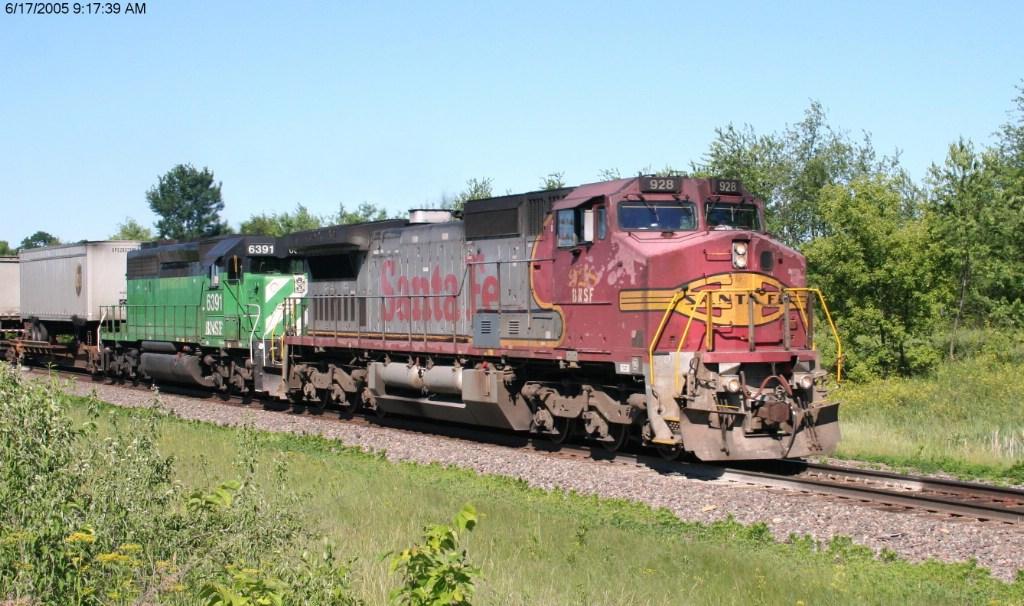 BNSF 928