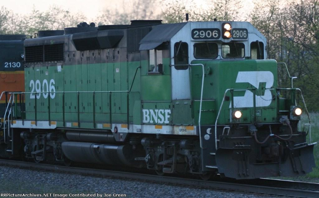 BNSF 2906
