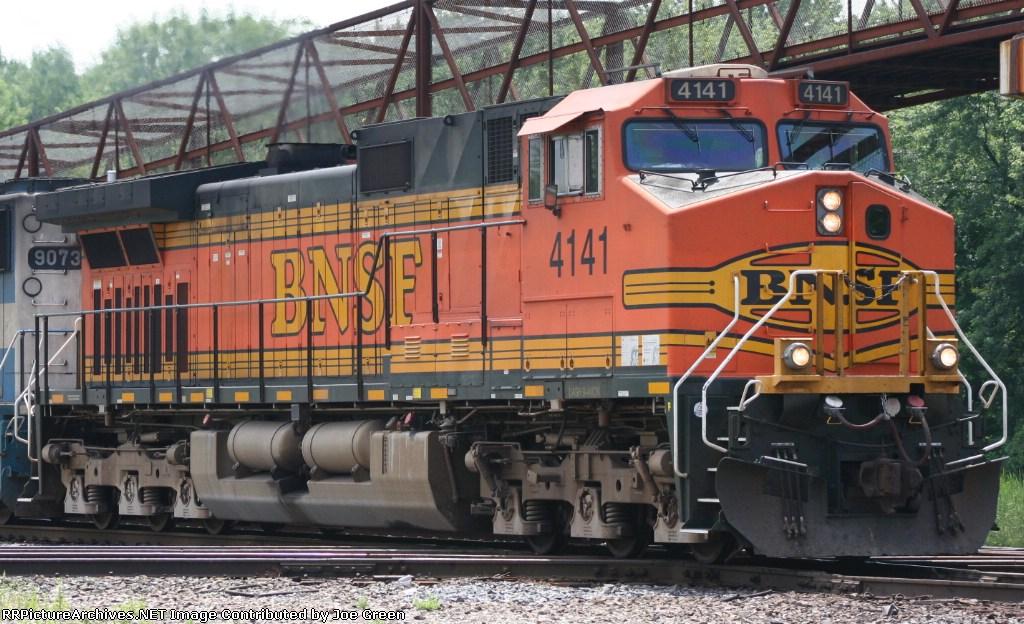 BNSF 4141