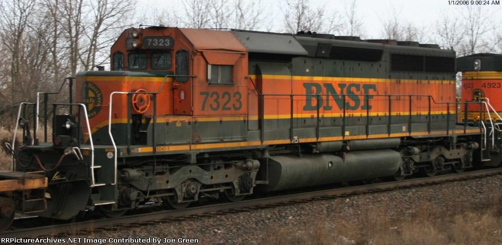 BNSF 7323