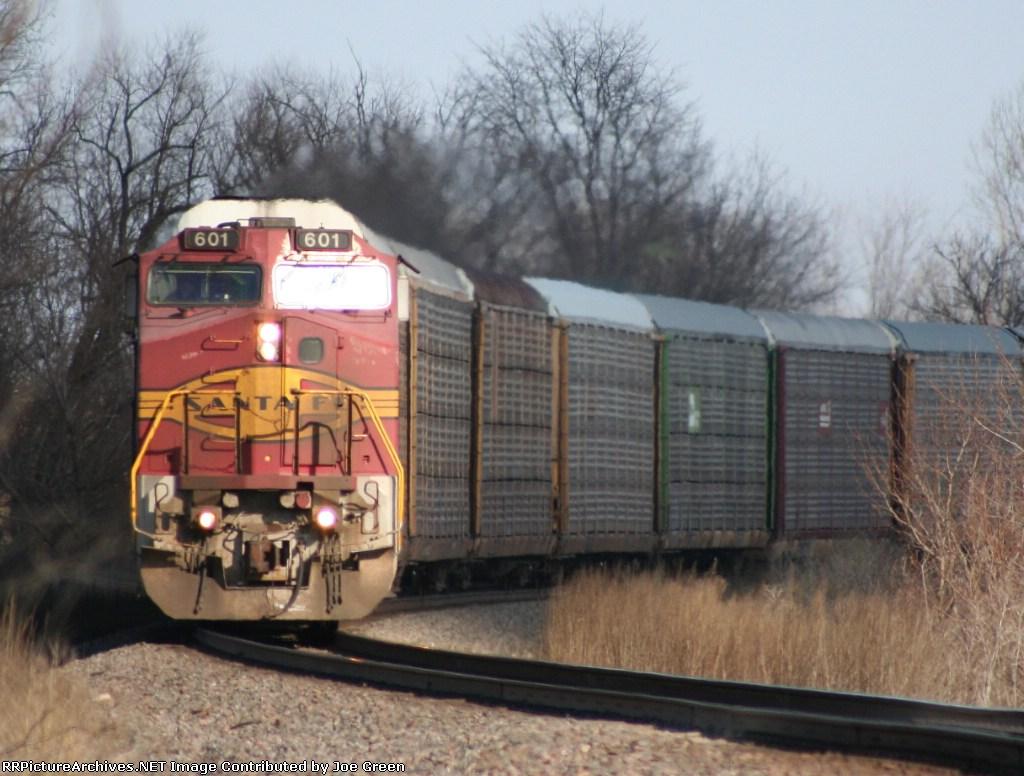 BNSF 601