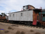 Ex- Great  Western caboose