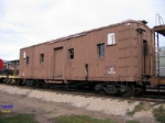 Ex ATSF camp car