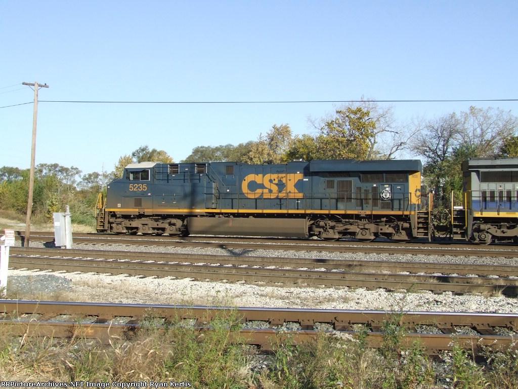 CSX 5235