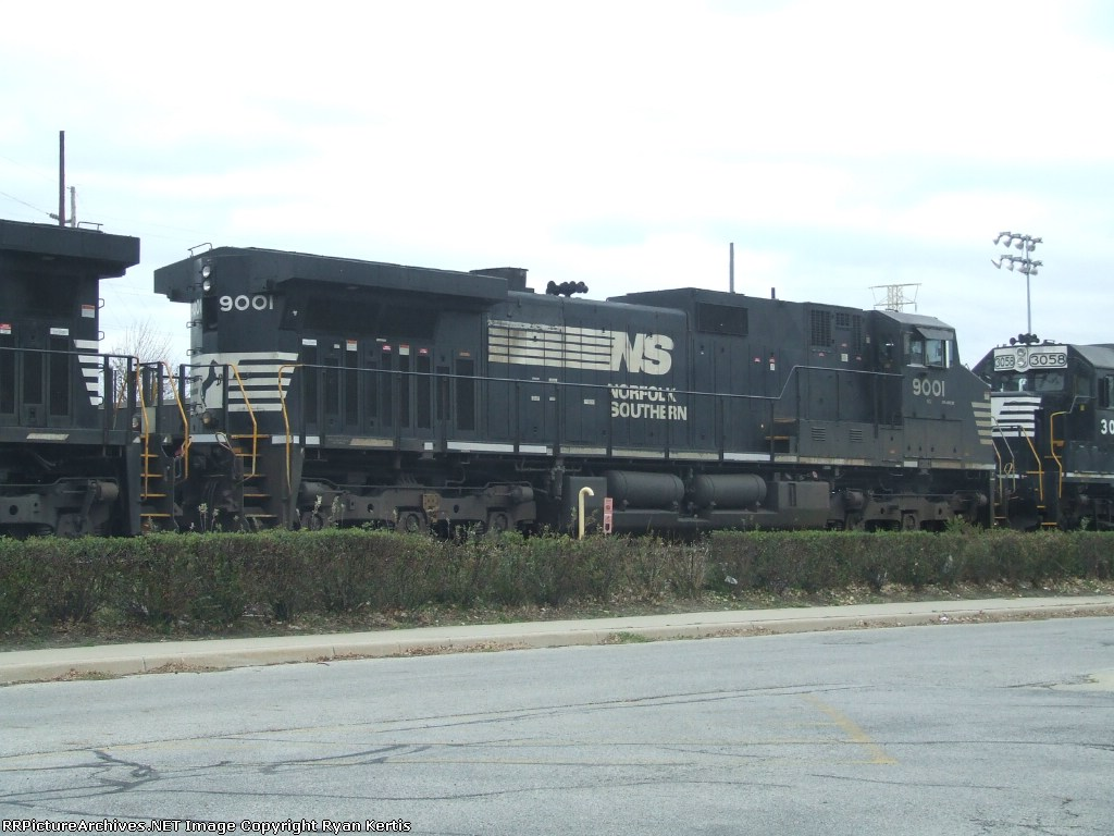 NS 9001