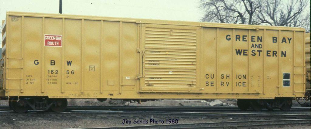 GBW 16256 1980