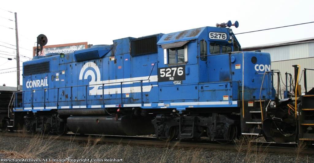 GP38-2 5276