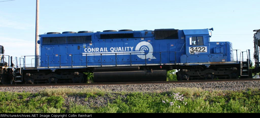 SD40-2 3422