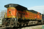 BNSF 5433
