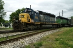 CSX 8122