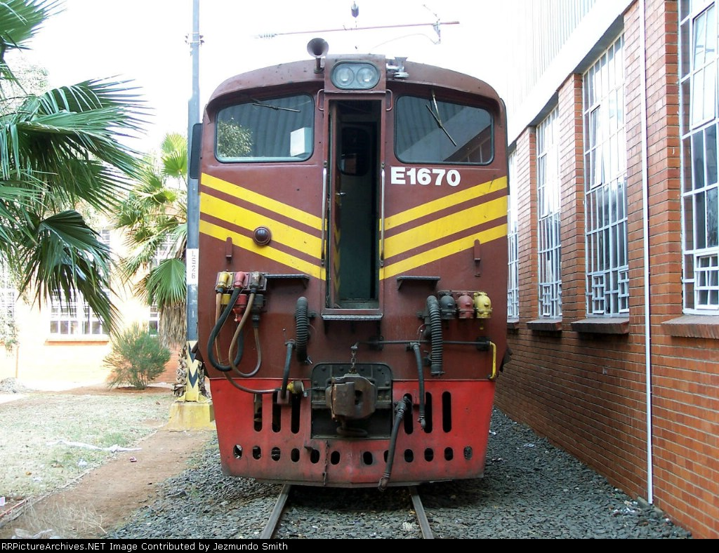 South African Railways lives on!