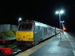 W&S class 67 at Wrexham, North Wales